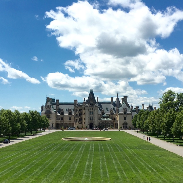 North Carolina (Asheville's Biltmore Estate)