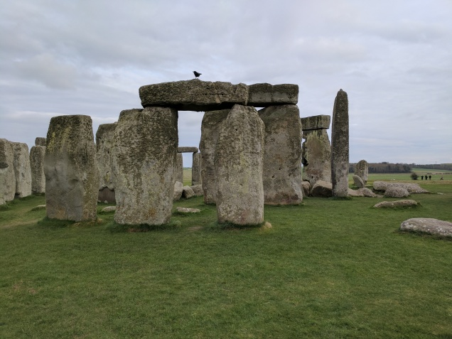 Prehistoric monument in UK